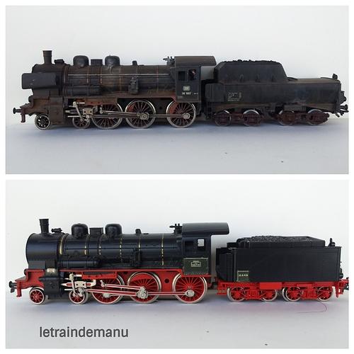 letraindemanu (836b) patine locomotive à vapeur Ho série 38 DB Marklin 3098.jpg