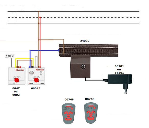 Booster pour commande IR Märklin 253391.png