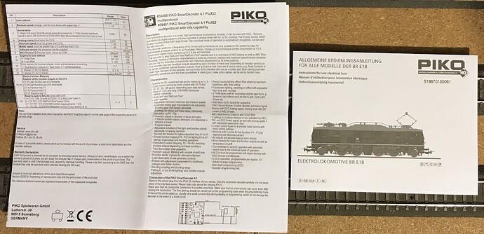 Piko E118 06