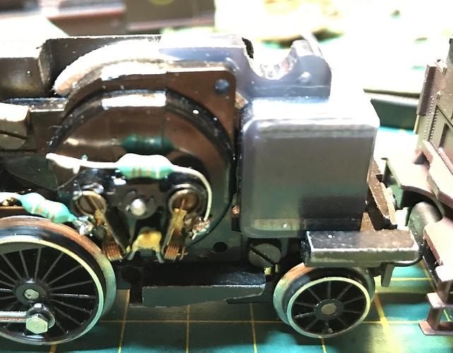 Marklin 3111 moteur DC a