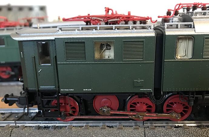 Piko 51543 - E191 p
