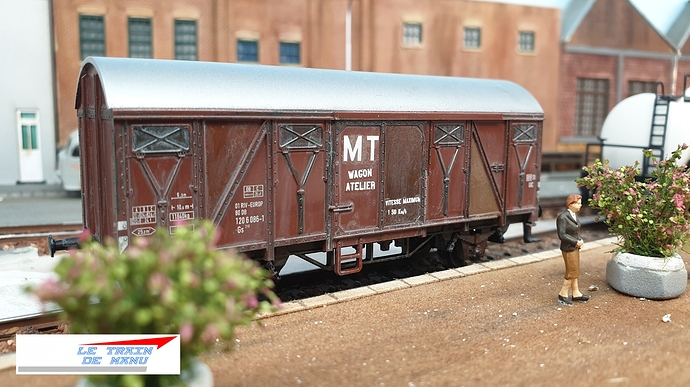 letraindemanu (1578) patine wagon couvert GS 210 atelier ho marklin 4410.jpg