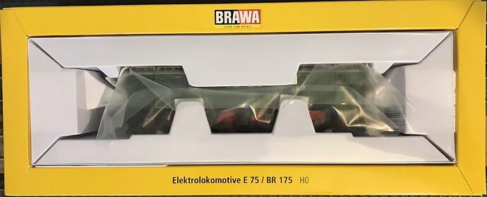 Brawa 43223 - E175 b