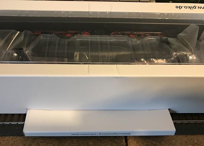 Piko 51543 - E191 d