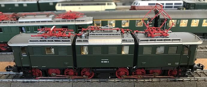 Piko 51543 - E191 k