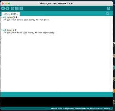 Arduino - Ecran de base