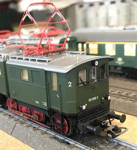 Piko 51543 - E191 n