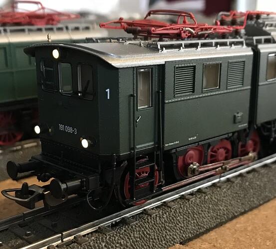 Piko 51543 - E191 l