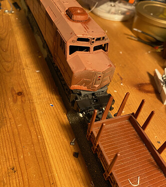 FP45 Front Buffers