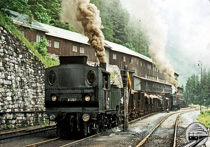Erzbergbahn 10