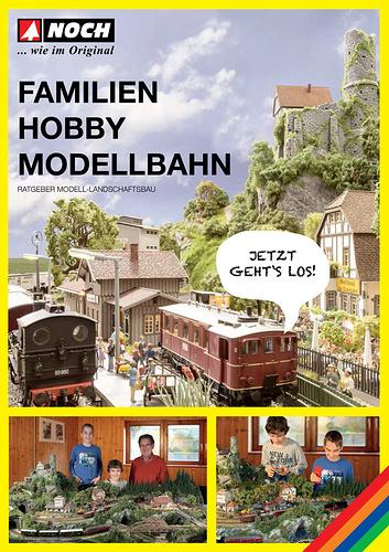 Familien Hobby Modellbahn