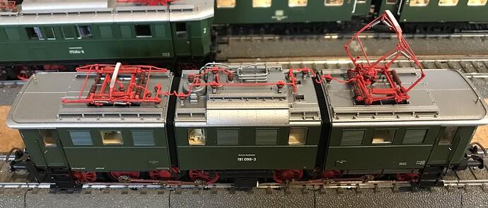 Piko 51543 - E191 o