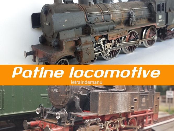letraindemanu (1782b) Patine locomotive à vapeur Ho