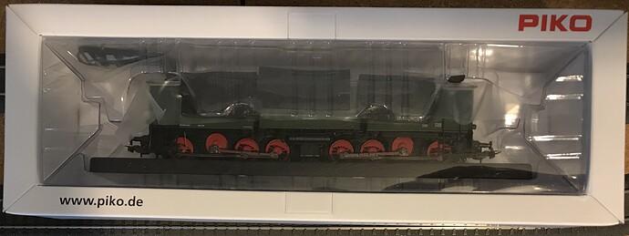 Piko 51543 - E191 b