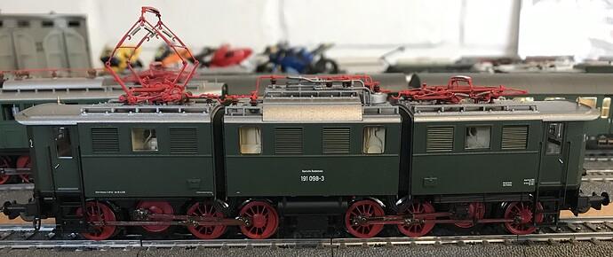 Piko 51543 - E191 q