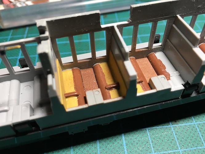Peinture compartiments 2