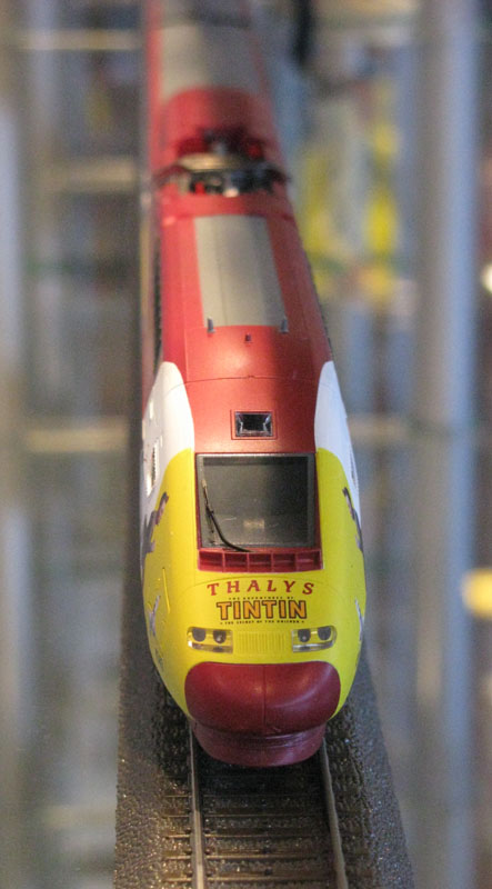 Märklin Thalys Tintin 05 07-06-2013 Photo Bertrand VIMONT