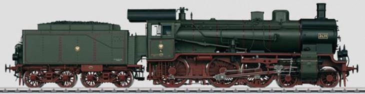 Märklin 55381 P8  chemin de fer Prussien