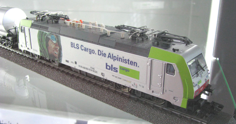 Märklin BR 186 BLS 07-06-2013 Photo Bertrand VIMONT